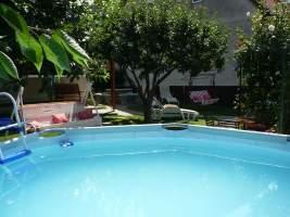 Ferienhaus in Ungarn am Balaton mit Pool